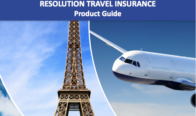 Resolution Travel Insurance