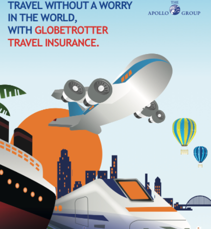 APA GlobeTrotter Travel Insurance