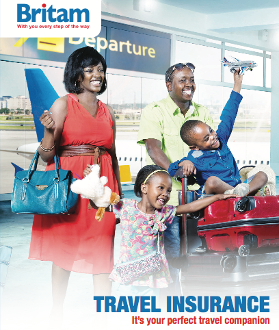 BRITAM Kenya Travel Insurance